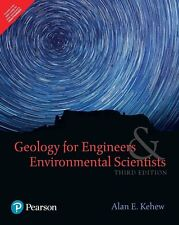 Geology for Engineers and Environmental Scientists, 3/e