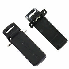 1pcs UV5R UV-5R 2-way Radio Walkie Talkie Spare Part Back Belt Clip For Baofeng