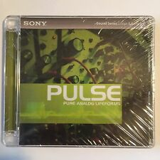 New Sony Samples ACID Loops Pulse Pure Analog Lifeforms 1 CD 16 Bit