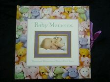 Baby Album Treasured Moments of Baby's First Year Acid Free Paper