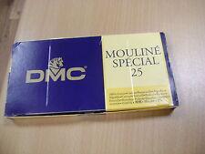 DMC un coton à broder ,article 117 mouliné 6 fils N° 434 du nuancier DMC