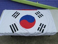 3 FOOT X 5 FOOT SIZED -  FLAG OF SOUTH KOREA