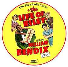 The Life of Riley - 170  Old Time Radio Show mp3 Audio DVD-CD