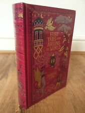 Fairy Tales from Around the World (Barnes & Noble Leatherbound Classic Collectio