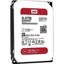 WD Red 8.0TB SATA 128 Cache NAS Hard Drive WD80EFZX