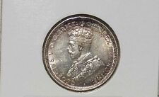 Investment Grade AUSTRALIA 1911 GEORGE 5th SHILLING CHOICE Genuine UNCIRCULATED