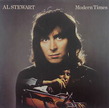 "12"" LP - Al Stewart - Modern Times - k1810 - washed & cleaned"