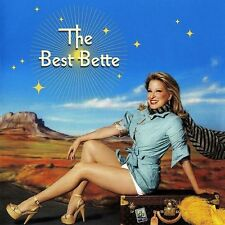 BETTE MIDLER ( NEW DELUXE EDITION CD & DVD ) THE BEST BETTE / GREATEST HITS
