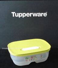 Free Ship Tupperware FridgeSmart Small w/Chart Keeper 3/4 Qt/800ml NEW Margarita