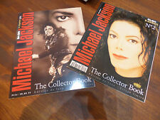 Michael Jackson Hors Serie the collector book edition de luxe francese n 1 e 2
