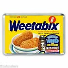 RETRO - WEETABIX BOX - DOCTOR WHO & HIS ENEMIES - JUMBO FRIDGE MAGNET
