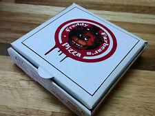 FIVE NIGHTS FREDDY'S FAZBEAR  GUMMY PIZZA favor box, birthday party, GAME FNAF