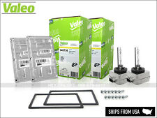 New! OEM Valeo LAD5G Ballasts + Philips 4300K D1S HID XENON bulbs Complete Kit