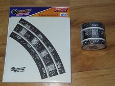Rail Road Play Tape & Curves Classic Rail Series RR Track In Road Toys Playtape