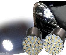 Peugeot 3008 2 Ampoules P21/5W BAY15D Feux jour Diurne Roulage 22 LED avec xenon