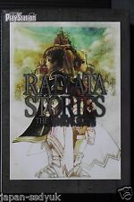 JAPAN Radiata Stories The Master Guide