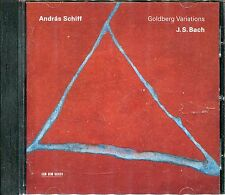 ANDRÁS SCHIFF: Goldberg Variations BWV 988 [ECM NEW SERIES 1825 / 472 185-2]