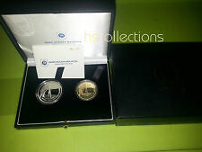 Malaysia Jupem Proof Coin Set of 2