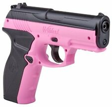 NEW Crosman Wildcat CO2 Pistol Pink BB Air Gun P10PNK - .177 Caliber BB/480 FPS