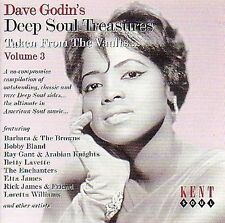 Dave Godin's Deep Soul Treasures: Taken From Our Vaults, Vol. 3 by Various...