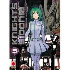 KNIGHTS OF SIDONIA 5  - PLANET MANGA PANINI - NUOVO
