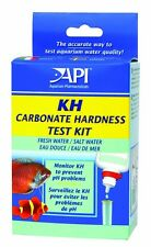 API Carbonate Hardness Tap Water Test Kit Freshwater Saltwater Aquarium Monitor