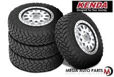 4X Kenda Klever M/T KR29 305/60R18 121/118Q 10P E All Terrain Mud Tires MT