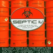 SEPTIC IV 4 CD Pride and Fall THIS MORN OMINA Seabound