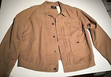 "NWT Vintage Ralph Lauren""RRL"" Brand Men's Heavy Cotton Jean-Type Jacket /Size L"