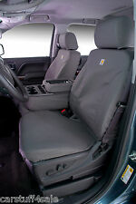 Carhartt® GRAY SeatSavers™ 2007-2013 GMC Sierra 1500 & HD Models - 40/20/40 Seat