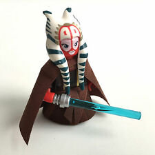 LEGO Star Wars Custom Jedi Master Shaak Ti - Set 7931  + Custom Robe / Cape