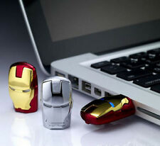 32GB IRON MAN USB 2.0 Flash Drive / Memory Stick! UK STOCK