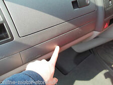 VW T5 + GP Transporter - DASH TRIM STRIP UNDER GLOVE BOX (AIRBAG) - GENUINE!
