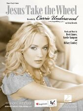 Jesus Take the Wheel Sheet Music Piano Vocal Carrie Underwood NEW 000353060