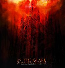 Graveland-In the Glare of Burning Churches CD reissue 2013 OUT NOW!