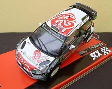 Citroen DS3 wrc rallye portugal A10217X300 scx/scalextric new release mint/boxed