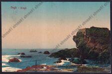 GENOVA CITTÀ 740 PEGLI - MARINA Cartolina viaggiata (1914 ?)