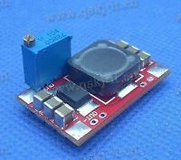 DC-DC Converter Boost Step Up Voltage 2.5-25V to 3-25V CHENNIC