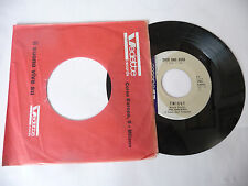 "TWIGGY"" OVER AND OVER- disco 45 giri VEDETTE Italy 1967"" VERY RARE"