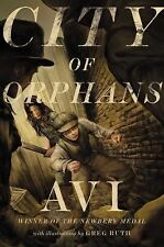 Avi - City Of Orphans (2012) - Used - Trade Cloth (Hardcover)