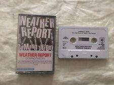 Weather Report – Domino Theory - Musicassetta
