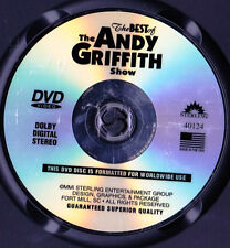 Best of Andy The Andy Griffith Show (DVD, 2000) 8 full episodes Don Knotts