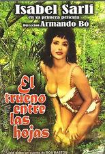 ISABEL SARLI - EL TRUENO ENTRE LAS HOJAS - Sexy Hot Original  DVD