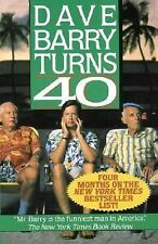 Dave Barry Turns Forty, Barry, Dave, New Book