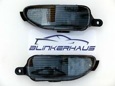 SMOKED Vauxhall/Opel Corsa C/Mk2 GSI VXR 2000-2003 Rear Lights Foglights Fog