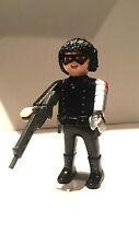 playmobil captain america soldado de invierno avengers marvel comics custom