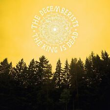 The Decemberists THE KING IS DEAD 180g +MP3s GATEFOLD New Sealed Vinyl LP