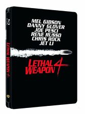 LETHAL WEAPON 4 - Blu-Ray Steelbook -