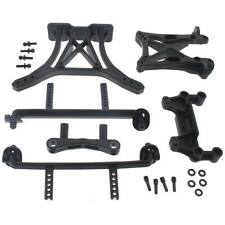 FRONT & REAR SHOCK TOWERS, BODY MOUNT POSTS & UPPER BRACE Ball - HPI 1/10 Blitz