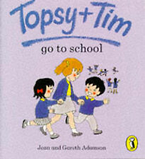 Topsy and Tim Go to School (Topsy And Tim picture Puff